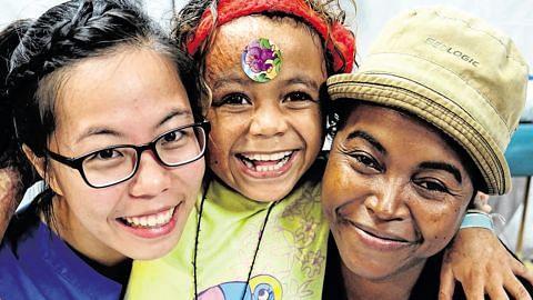 Kumpul wang untuk jadi sukarelawan di Africa Mercy