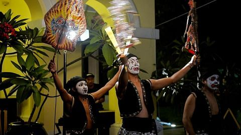 Persembahan gah Ramayana akhiri pameran warisan, budaya Jawa