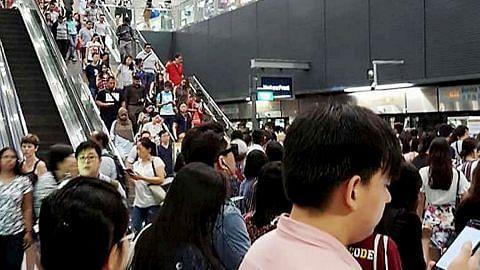Kerosakan isyarat jejas khidmat MRT Laluan Circle buat hari ketiga