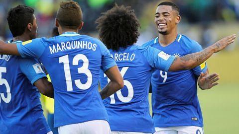KELAYAKAN PIALA DUNIA 2018 Gol Jesus semarak semangat Brazil atasi Ecuador