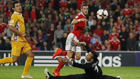 Kehebatan Bale bantu Wales mula dengan bergaya