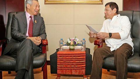 PM Lee gesa Asean kekal bersatu, usah berpecah kerana beza pendirian SIDANG PUNCAK ASEAN