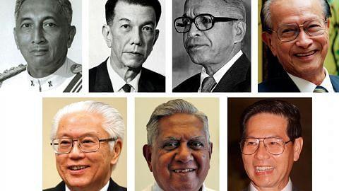 Semua presiden, termasuk daripada kaum minoriti, lambang kepelbagaian kaum