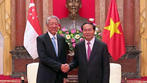 S'pura dan Vietnam lahir komitmen tingkat kerjasama