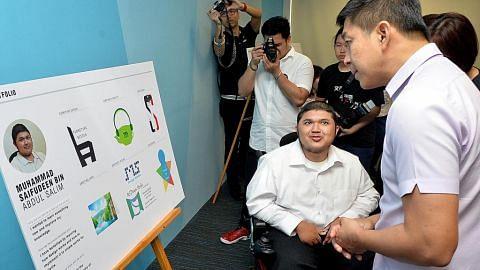 Lebih sokongan bagi golongan kurang upaya