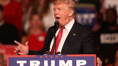 SIRI SERANGAN DI AMERIKA SYARIKAT Clinton, Trump tampil diri sebagai pemimpin berupaya tangani krisis