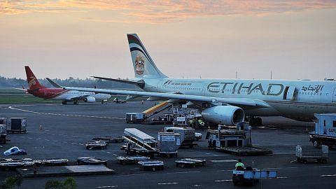 Hati-hati laman web tawar tiket palsu penerbangan Etihad Airways