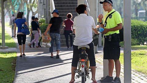 Lebih 700 diberkas tunggang basikal, skuter elektrik secara tidak selamat