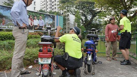 12 kemalangan libatkan pejalan kaki dan penunggang basikal