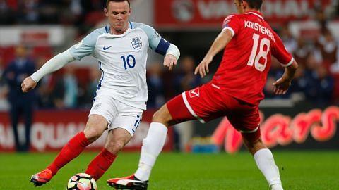 KELAYAKAN PIALA DUNIA 2018 Southgate akui tak takut gugurkan Rooney