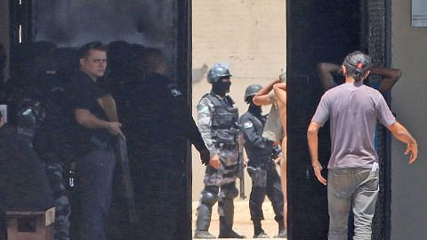 18 maut dalam rusuhan ngeri di penjara Brazil