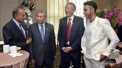 Lagu 'High On Love' Taufik di Mesyuarat Menteri Asean