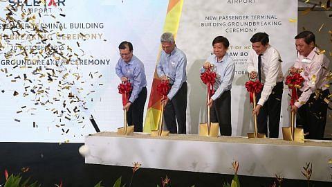 Terminal baru Seletar boleh tampung 700,000 penumpang