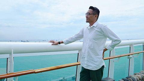 Menang peraduan foto BH hasil petikan gambar nelayan di Bali