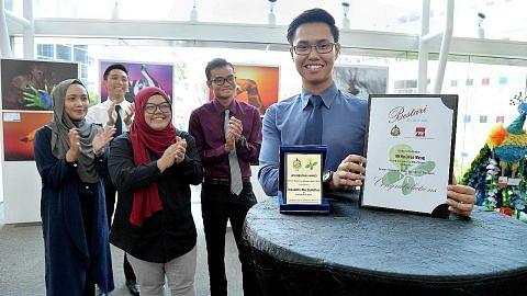 45 pelajar cemerlang dari tiga ITE diiktiraf bagi Anugerah Bestari