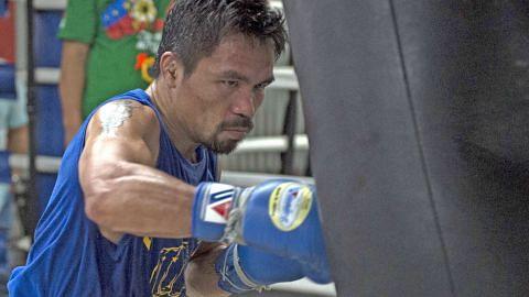 Tumpuan Pacquiao hanya pada Vargas, bukan selepas itu... TINJU