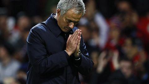 PIALA LIGA Mourinho 'dimaafkan', Man U tebus kecewa