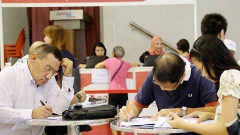 $280,000 sudah terkumpul bagi bina pasar sementara di Jurong West