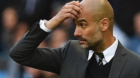 Guardiola terdesak ubah laluan hambar City