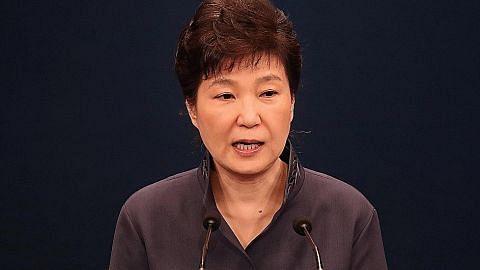 10,000 tuntut presiden Korea Selatan berundur
