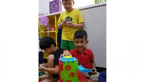 CDC North East hadiahkan pustaka mainan kepada kanak-kanak prasekolah