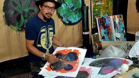 Eksperimen seni Art dan Adi
