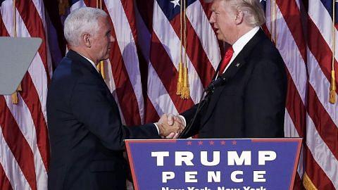 Negeri 'atas pagar' kunci kemenangan Trump