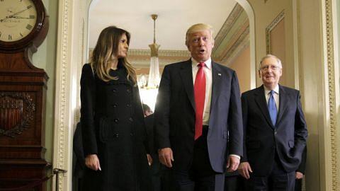 Isu kesihatan, pekerjaan, keselamatan sempadan jadi keutamaan Trump
