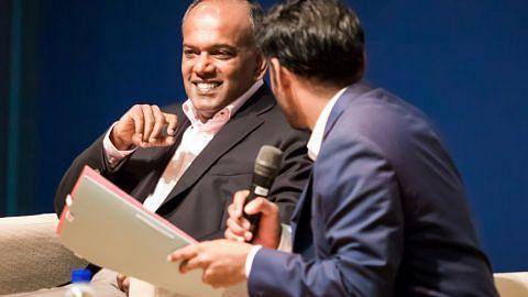 Shanmugam: S'pura punya strategi menyeluruh perangi pengganasan