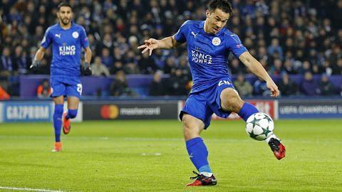 Leicester takluki Club Brugge, berjaya masuk pusingan kalah mati LIGA JUARA-JUARA