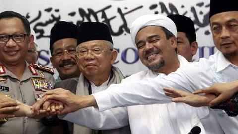 600,000 dijangka sertai bantahan terhadap Gabenor Jakarta Jumaat ini