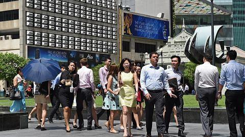 SEKILAS DAPATAN MOM: Gaji tumbuh lebih perlahan ekoran ekonomi muram