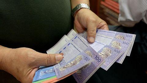 Kejatuhan nilai RM untungkan firma S'pura di M'sia yang raih pendapatan dari Barat