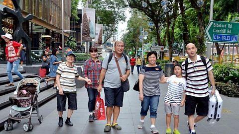 Orchard Road tetap 'syurga' pembeli