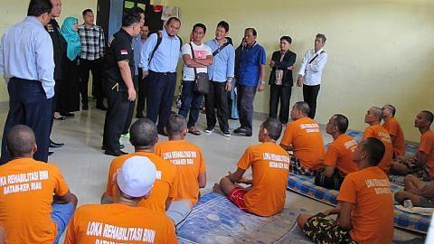 Riau prihatin isu dadah, kata ketua badan narkotik