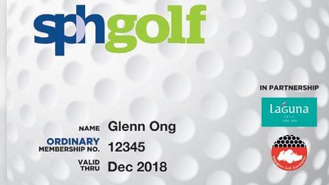 SPH Pacom tawar skim keanggotaan golf