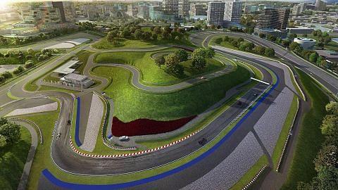 Hab permotoran baru di Iskandar Johor jelang 2019