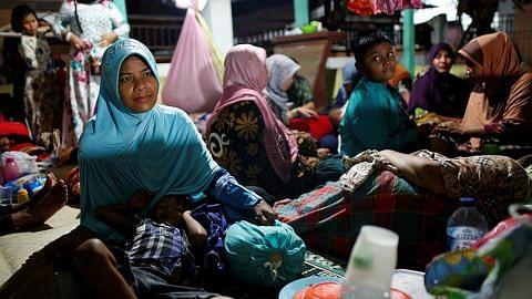 Jokowi gesa percepat pembinaan semula