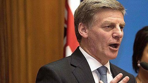 Parti kerajaan New Zealand lantik Perdana Menteri baru