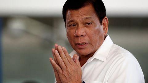 Duterte mulakan lawatan rasmi dua hari di Singapura