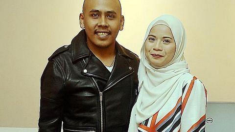 Pasangan Kota Singa pikat hati ikon fesyen Malaysia