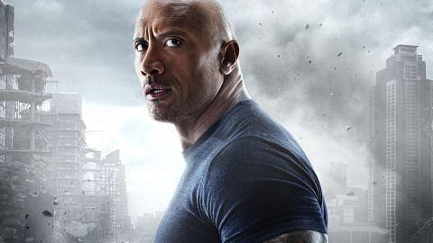 'The Rock' mengaku makan banyak
