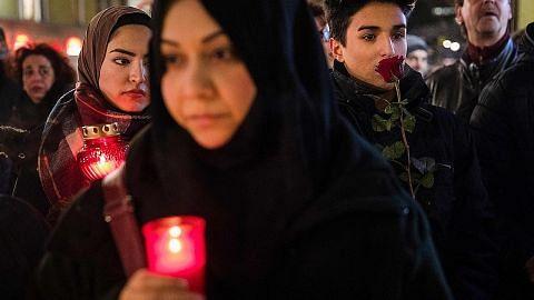 Muslim Berlin sebar mesej perpaduan