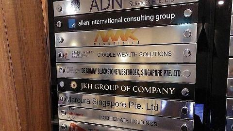 Syarikat perunding JKH nafi ada kaitan dengan skim pelaburan bermasalah