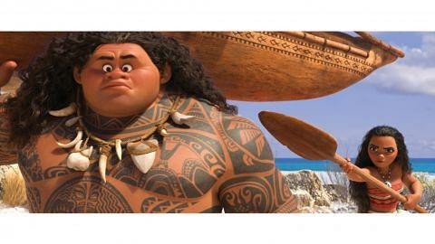 Johnson anggap perwatakannya sama dengan Maui dalam filem 'Moana'