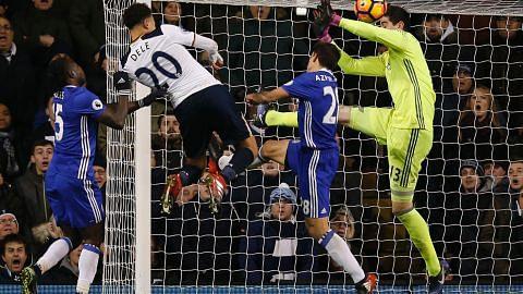 LIGA PERDANA ENGLAND Conte kecewa Chelsea gagal catat rekod 14 kemenangan