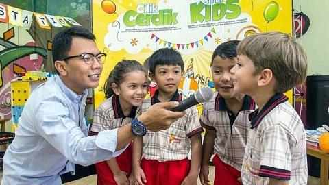 Majalah 'Cilik Cerdik' BH bantu promosi pembelajaran dwibahasa