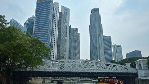 Sebuah sungai bernama Singapura