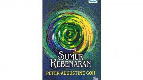 Peter Augustine Goh lancar buku puisi ketiga bersama Dewan Bahasa