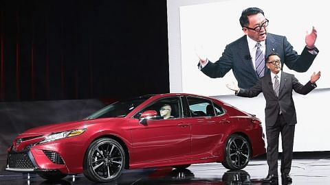 Toyota bakal labur lebih $14b di AS dalam tempoh lima tahun